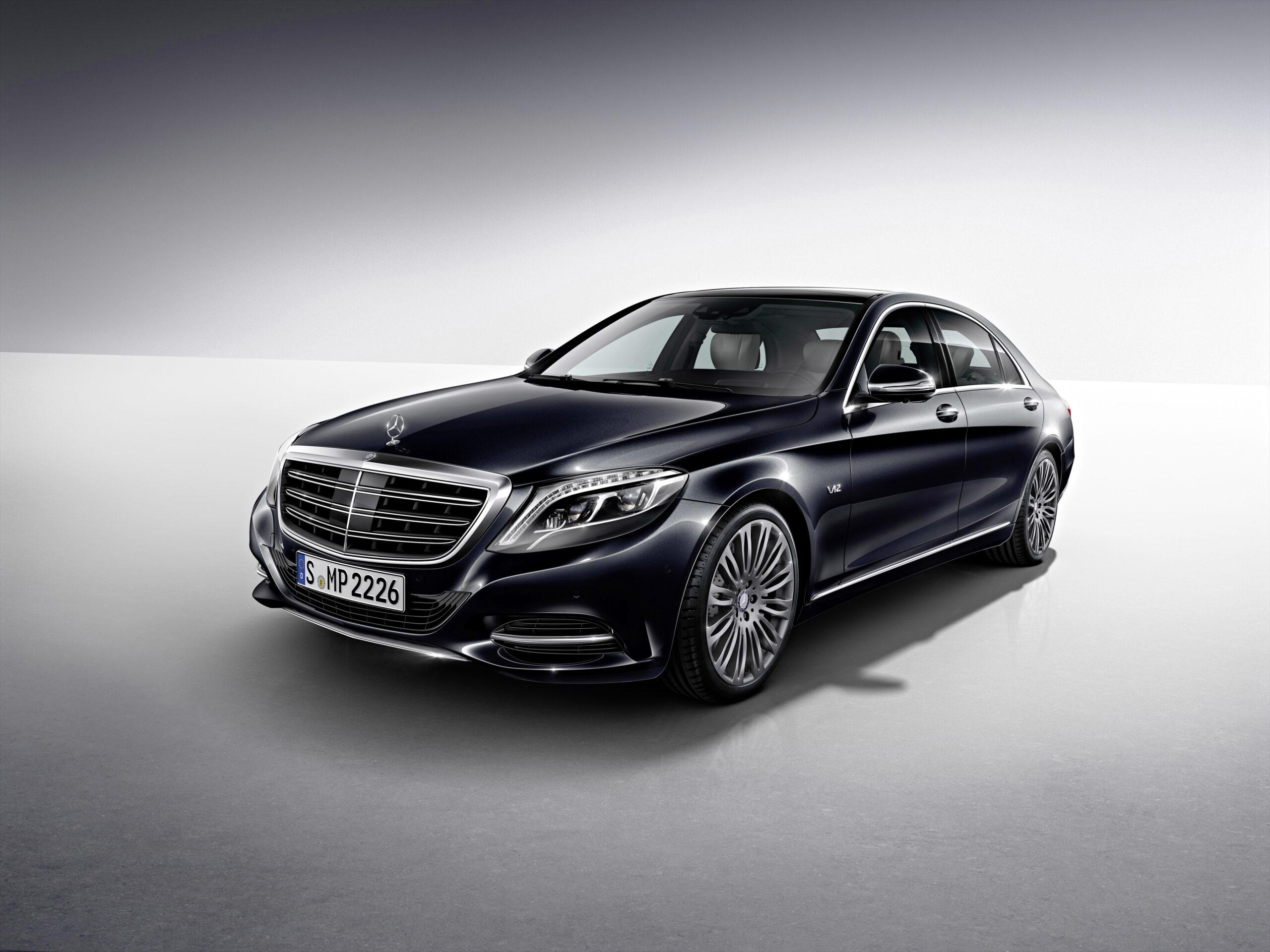 Mercedes-Benz S-Klasse, S 600 (2013)   Mercedes-Benz S-Class, S 600 (2013)